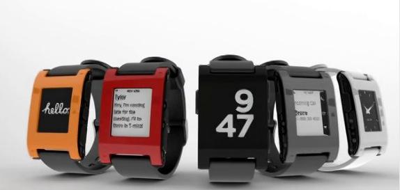 smart watch pebble