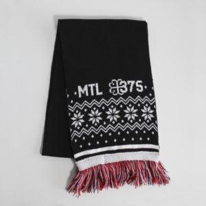 foulard du 375e anniversaire de Montréal