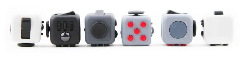 objet promotionnel fidget cube