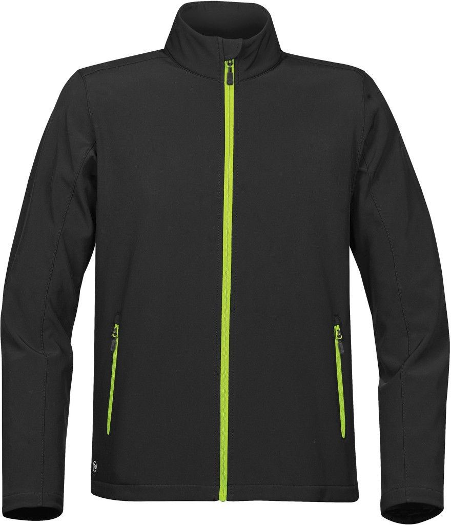 manteau corporatif KSB-1 – Orbiter Soft Shell