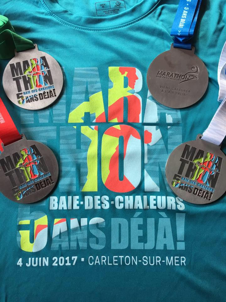t-shirt marathon