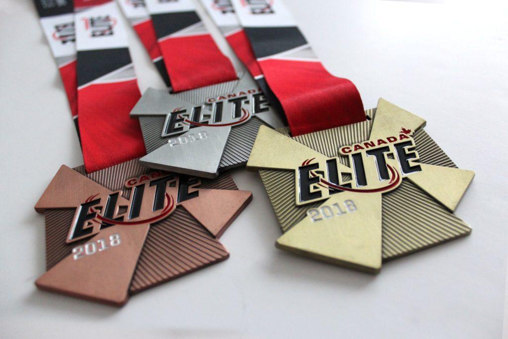 Médailles élite canada