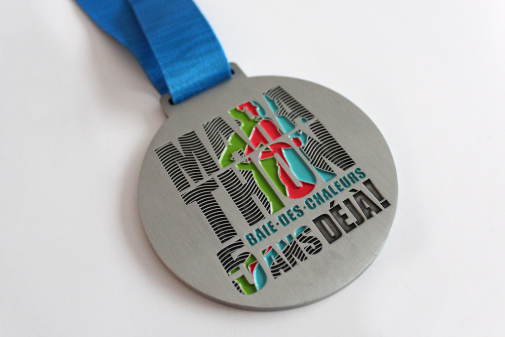 medailles marathon